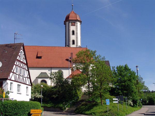 St. Vitus Kirche in Jagstzell