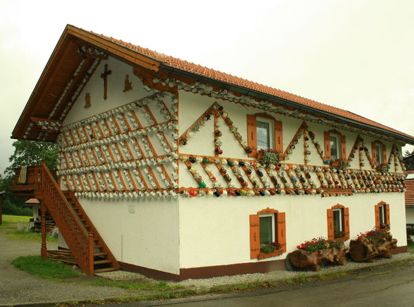 Das Kaffeekannenmuseum in Jandelsbrunn