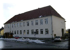 Das Theater ALTE SCHULE in Jandelsbrunn