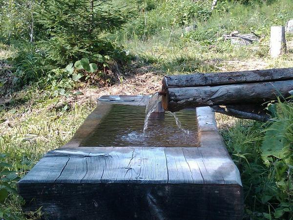 Brunnen Jenazer Bad