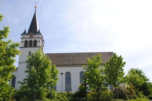Kirche St. Silvester, Jungingen
