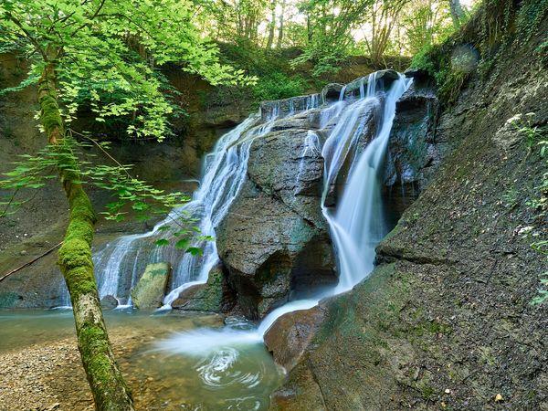 Starzel-Wasserfall