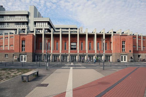 Altes Hochschulstadion