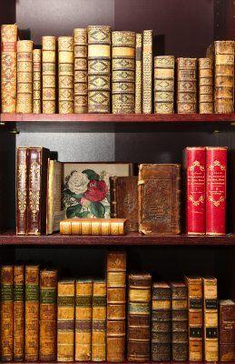 Große Auswahl an Büchern.