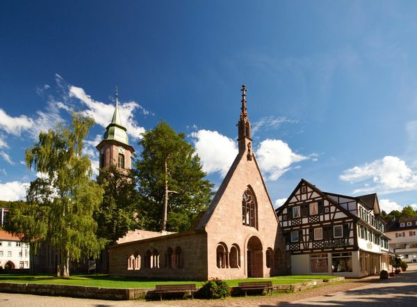 Klooster Bad Herrenalb
