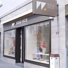 BERND WOLF Store in Karlsruhe