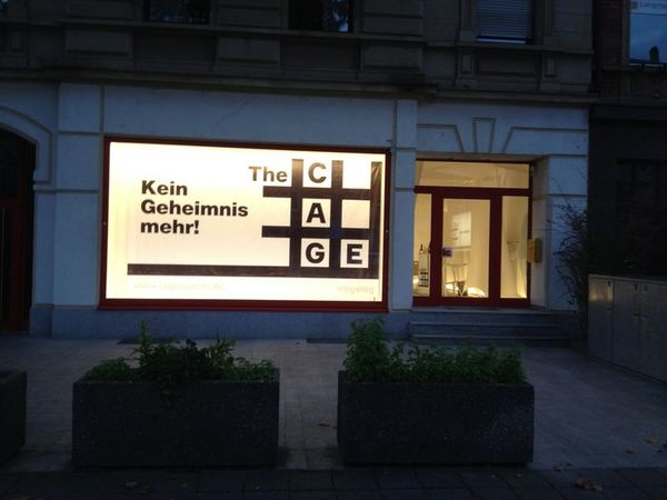 Cage Quest Karlsruhe Außenansicht