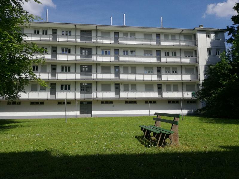 Dammerstock Siedlung 2018