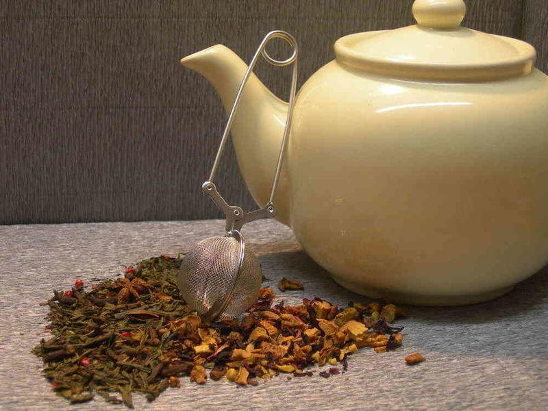 Verschiedenste Teesorten