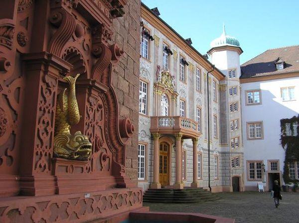 Schlossinnenhof Ettlingen