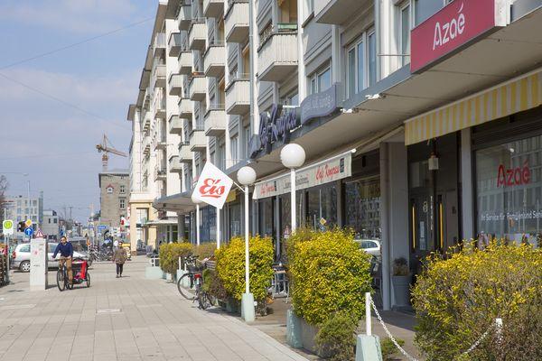 Ettlinger Straße
