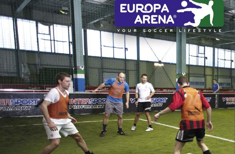 Europa Arena Karlsruhe