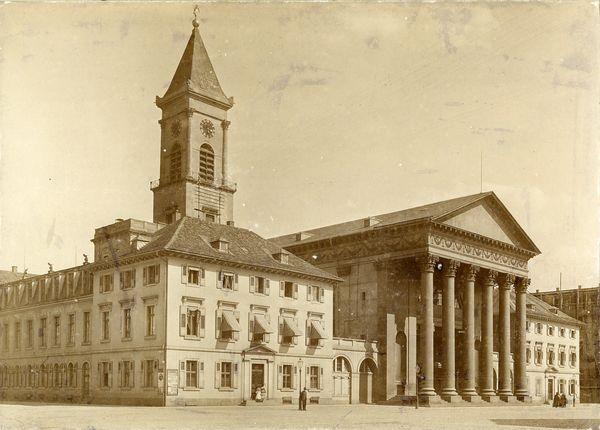 Foto aus dem Jahr 1897