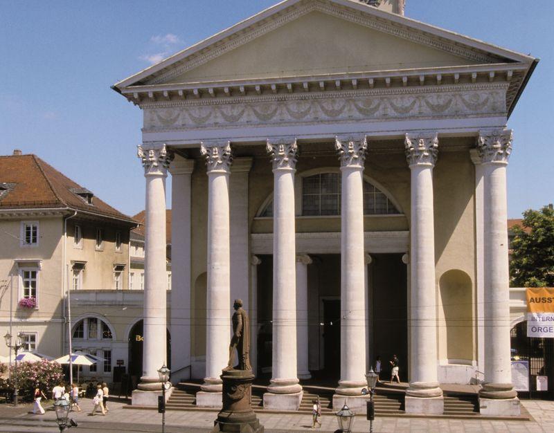 Karlsruhe Stadtkirche