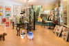 Galerie & Kunsthandlung Hess, Erdgeschoß