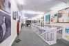 Galerie & Kunsthandlung Hess, Obergeschoß