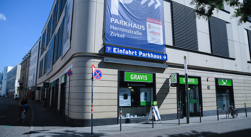 Gravis in Karlsruhe