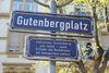 Gutenbergplatz Karlsruhe