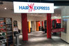 HairExpress Karlsruhe Postgalerie Salonfoto
