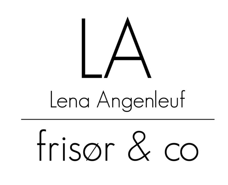 LA frisor & co – Logo