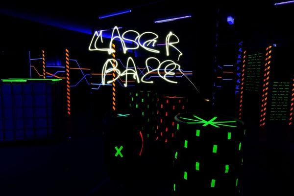 Laserbase Karlsruhe