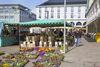 Blumenmarkt Marktplatz
