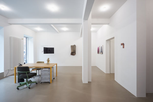 Galerie Innen Meyer Riegger