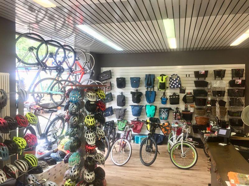 MK - Bikes - Ladengeschäft