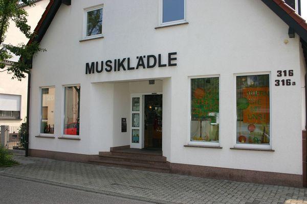 Das Musiklädle in Karlsruhe