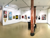 Rundblick in die Ausstellung Rumbling Renaissance