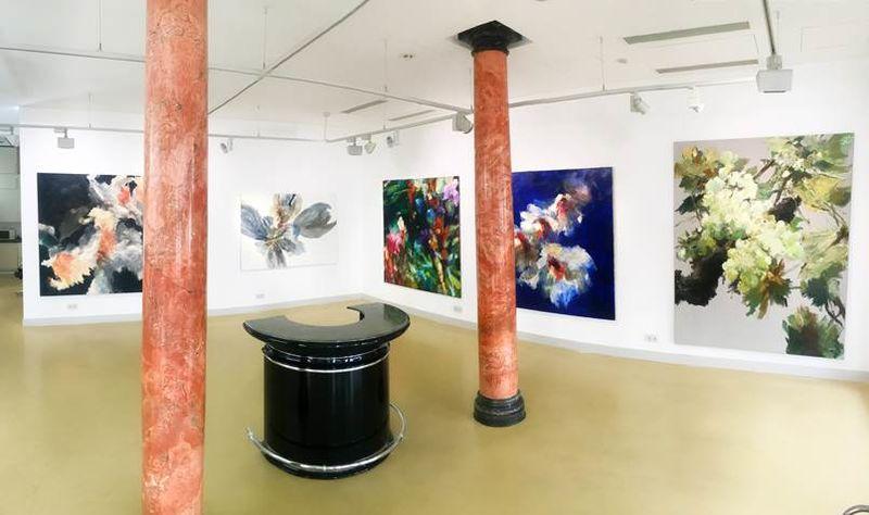 Galerie von innen