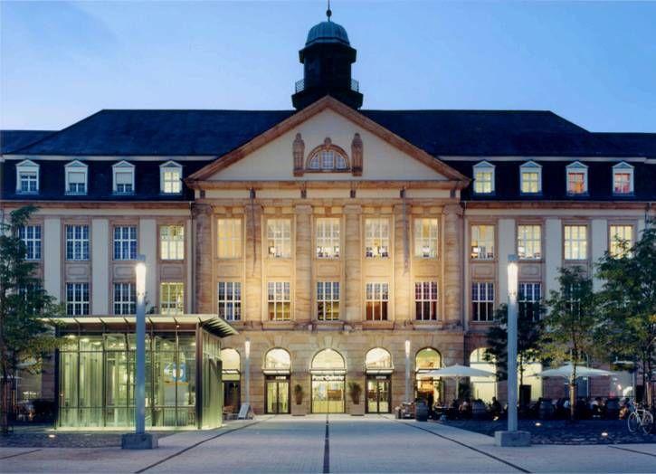 POSTGALERIE Karlsruhe Stephanplatz
