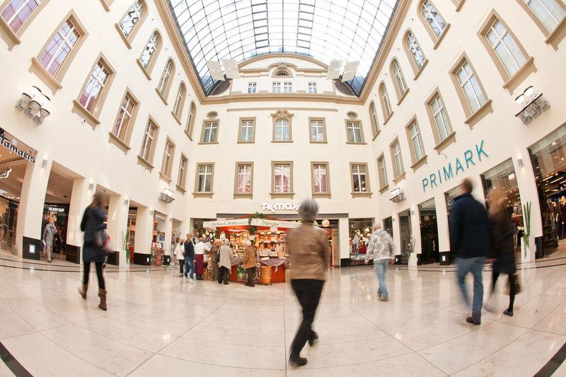 Postgalerie Karlsruhe Geschäfte
