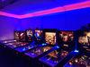 Flipper Automaten & Neon Lichter