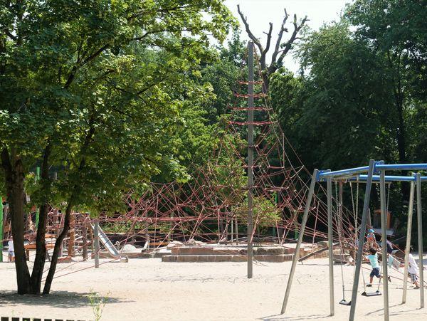 Robinson Spielplatz