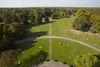 Schlossgarten Karlsruhe von oben