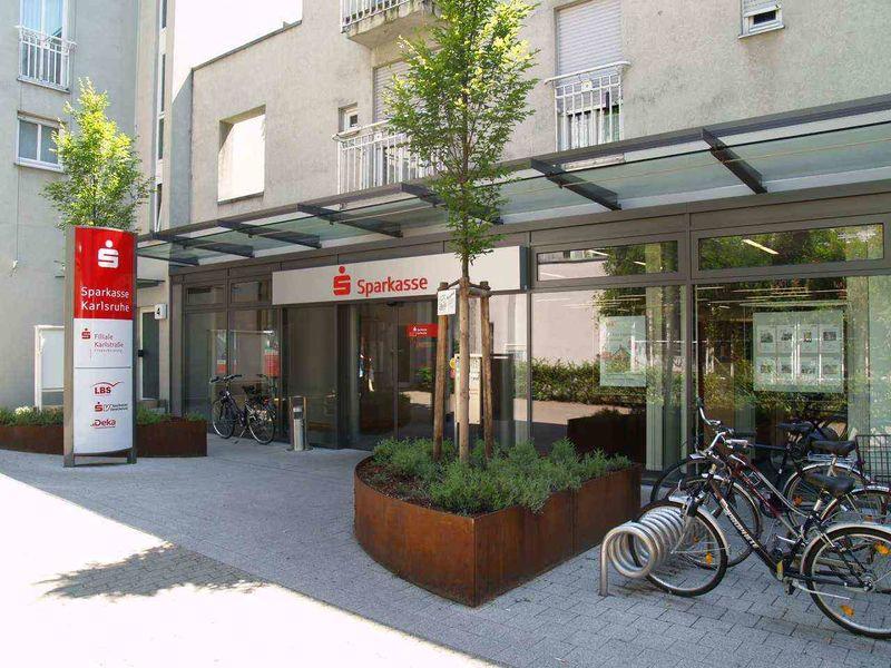 Sparkassenfiliale Karlstraße
