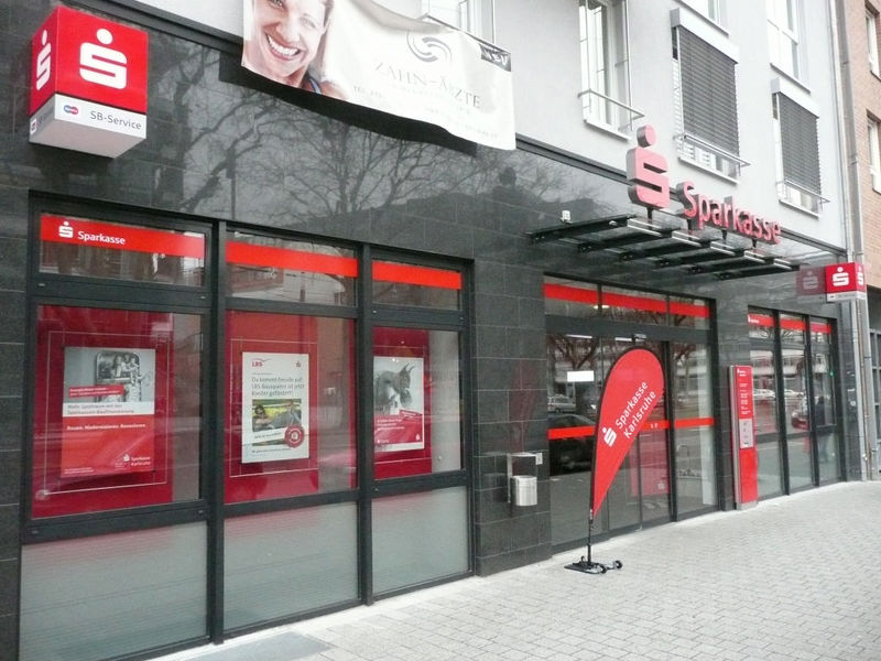 Sparkassenfiliale Mendelssohnplatz
