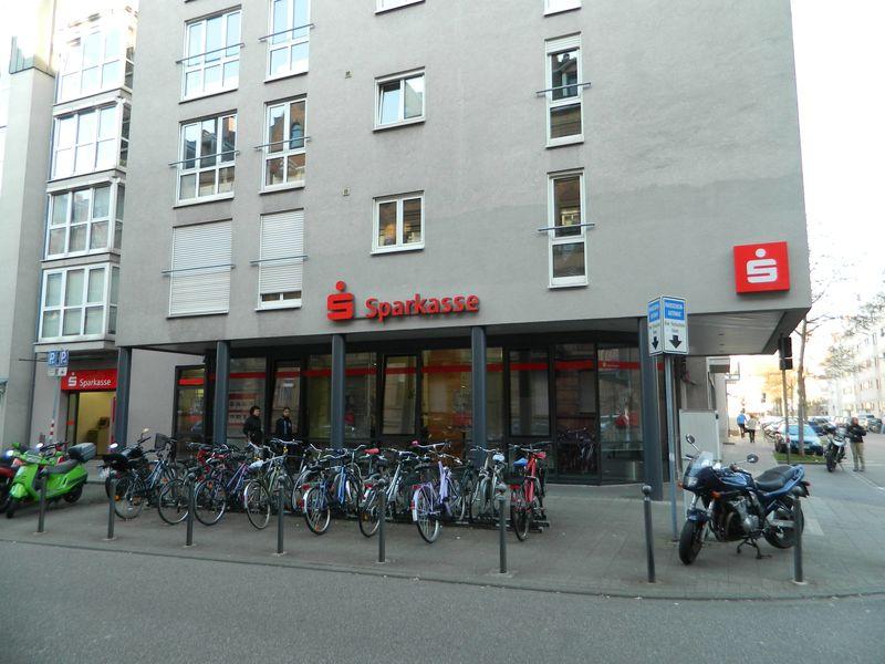 Sparkassenfiliale Oststadt