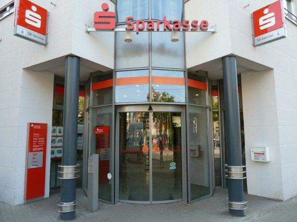 Sparkassenfiliale Weststadt