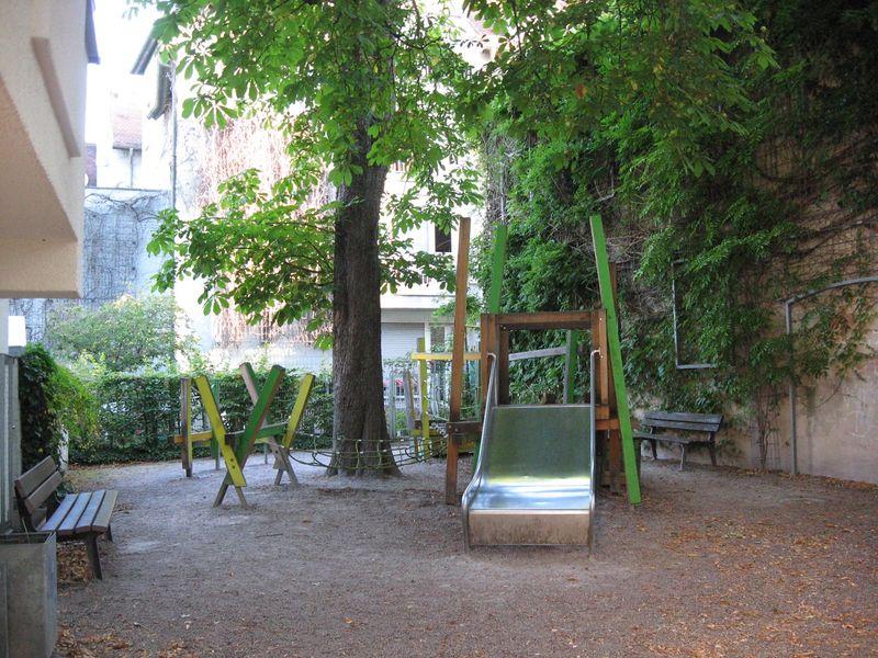 Spielplatz am Künstlerhaus