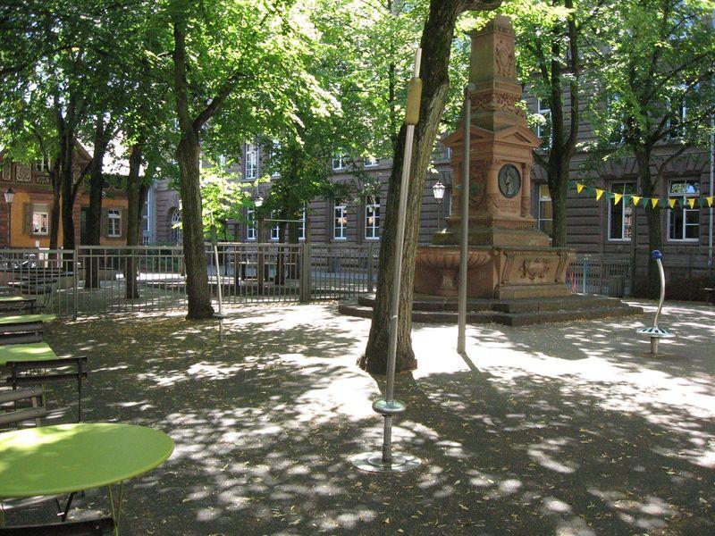 Spielplatz am Leopoldplatz