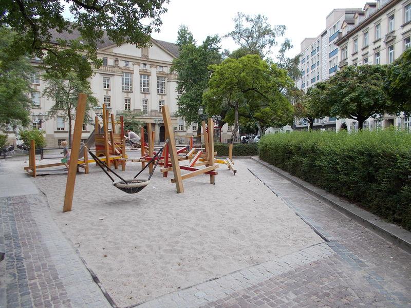 Spielplatz am Lidellplatz