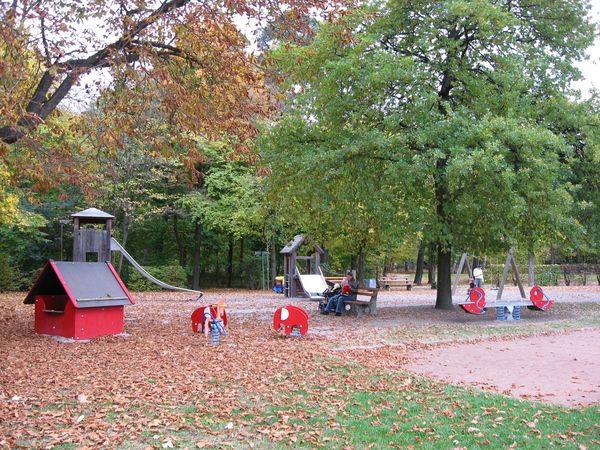 Spielplatz Knielinger Allee