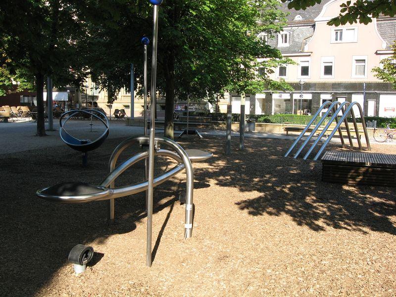 Spielplatz Ständehausstraße