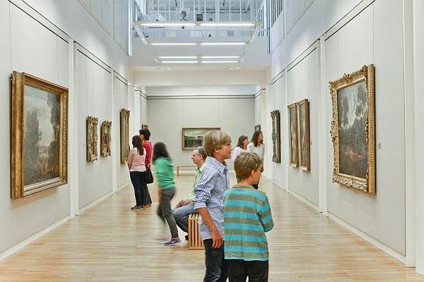 Staatliche Kunsthalle mit Orangerie, Karlsruhe