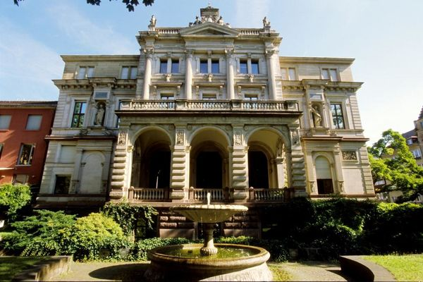 Stadtmuseum, Prinz Max Palais