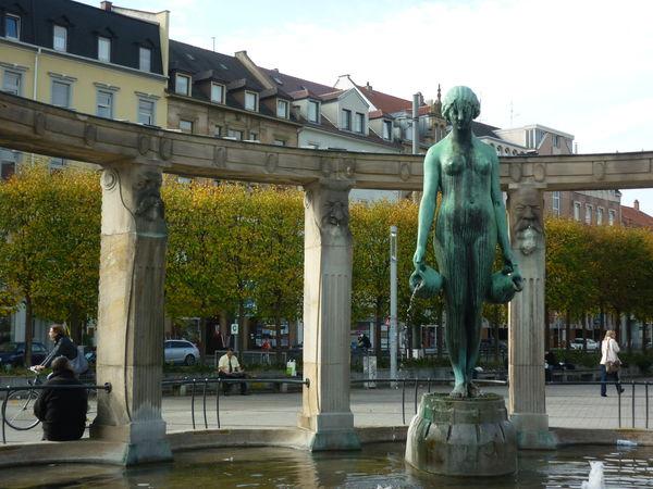 Stephanplatz Karlsruhe