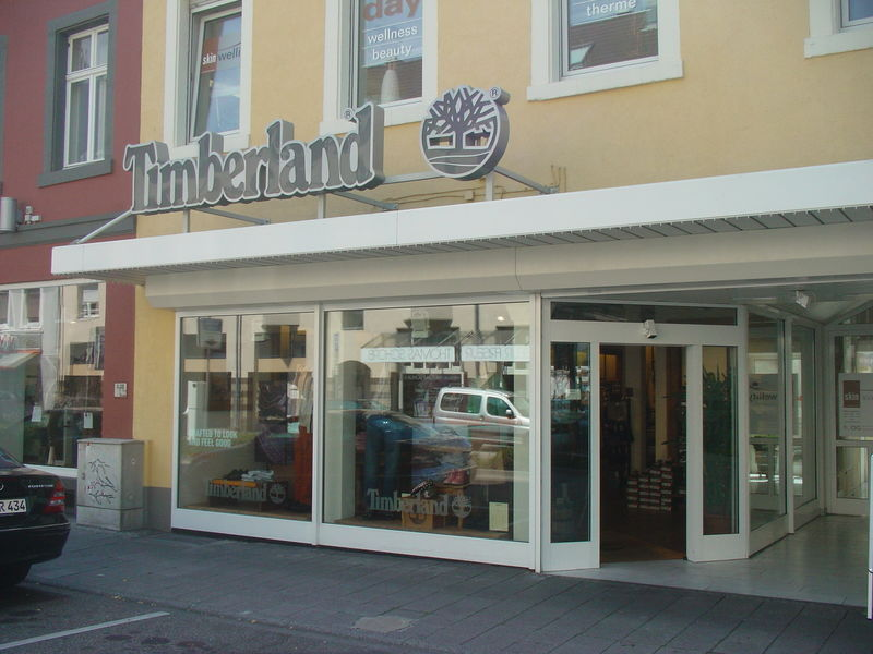 Timberland Store | Karlsruhe Erleben