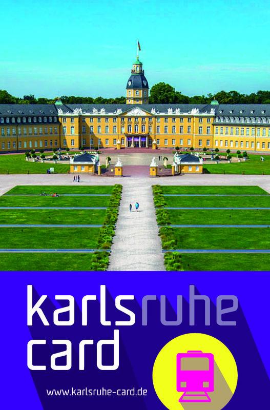 Karlsruhe Karte Umgebung.Tourist Information Karlsruhe Karlsruhe Erleben